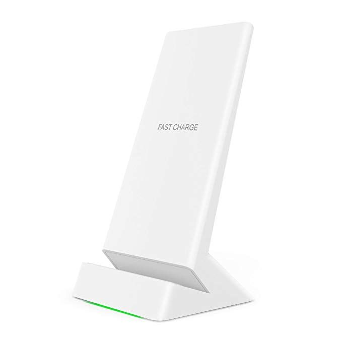WeTechor Fast Wireless Charger, Qi Fast Wireless Charging