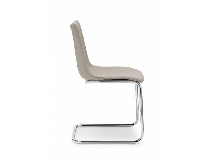Krzesło Zebra Pop V beżowe tkanina — Krzesła Machina Meble — sfmeble.pl