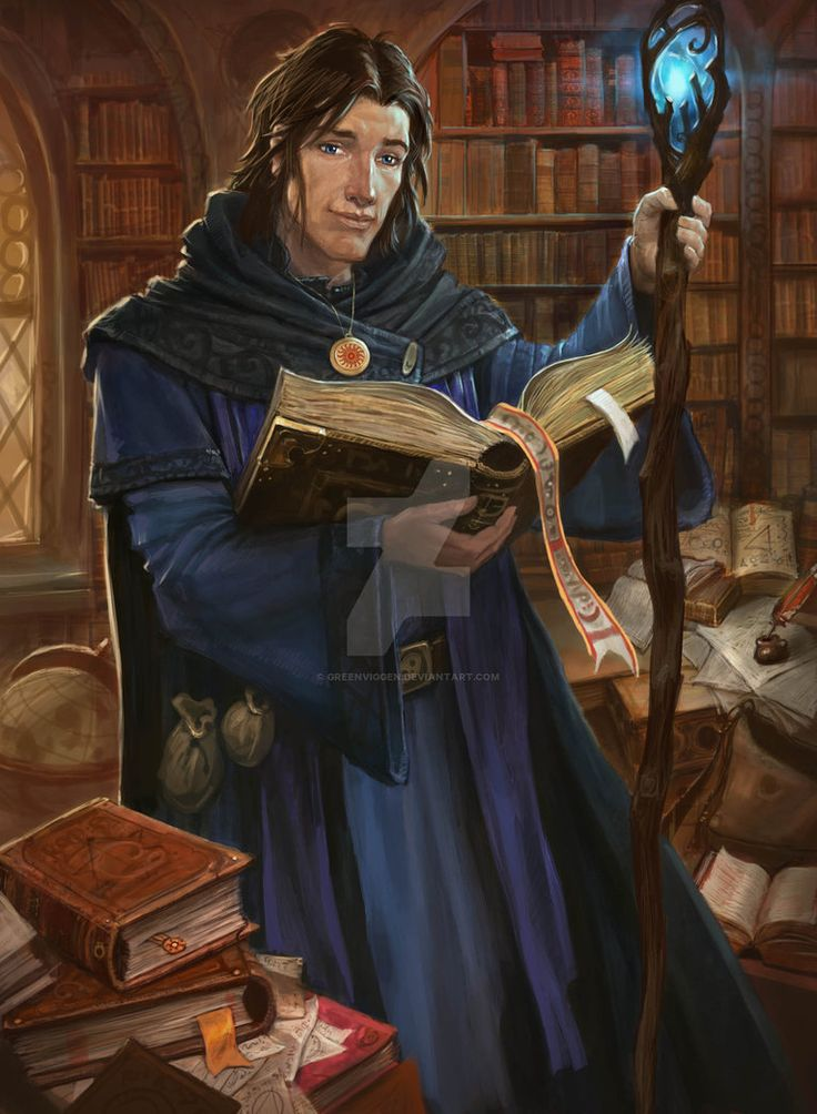 Illustration for Dungeons and Dragons 5th edition Player's Handbook. Image copyright Wizards of the Coast.