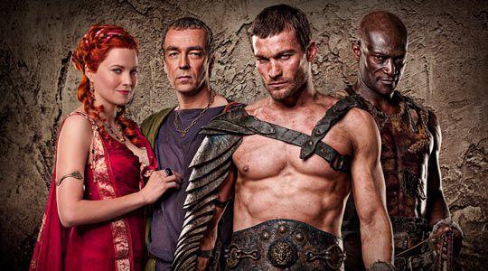 spartacus images -