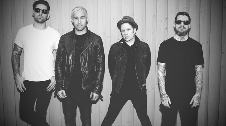 Fall Out Boy were joined by Demi Lovato for their performance on the Ellen show