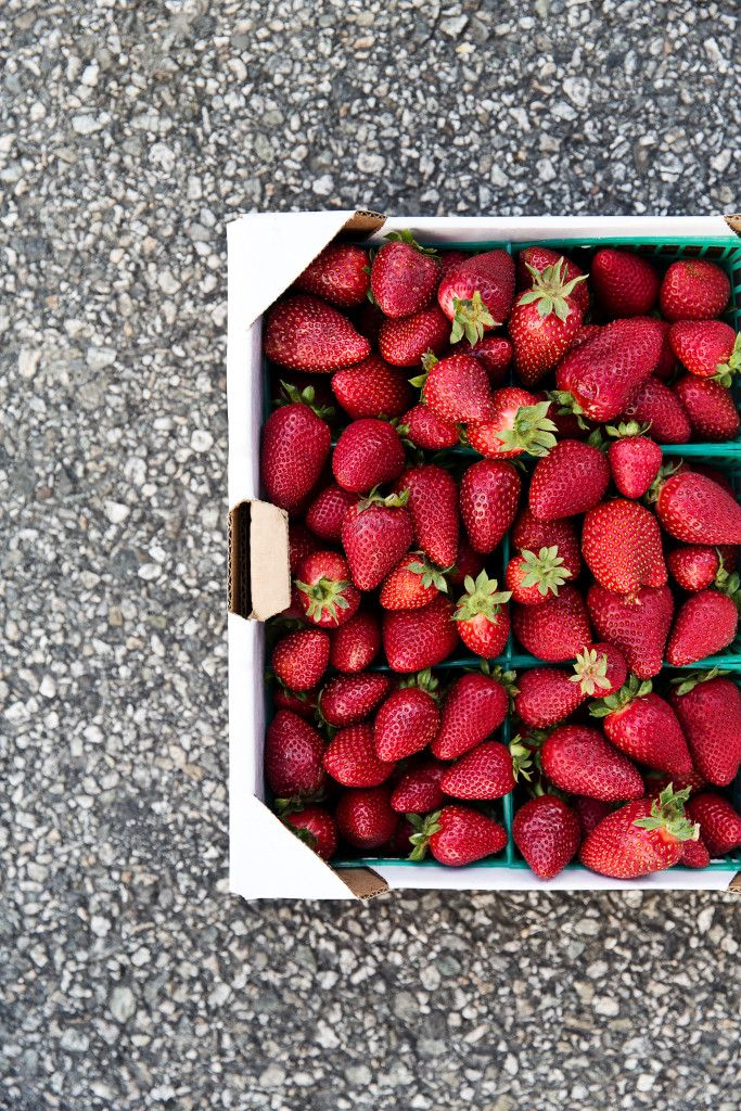A Day At The Farmers Market With Freds' Executive Chef Mark Strausman