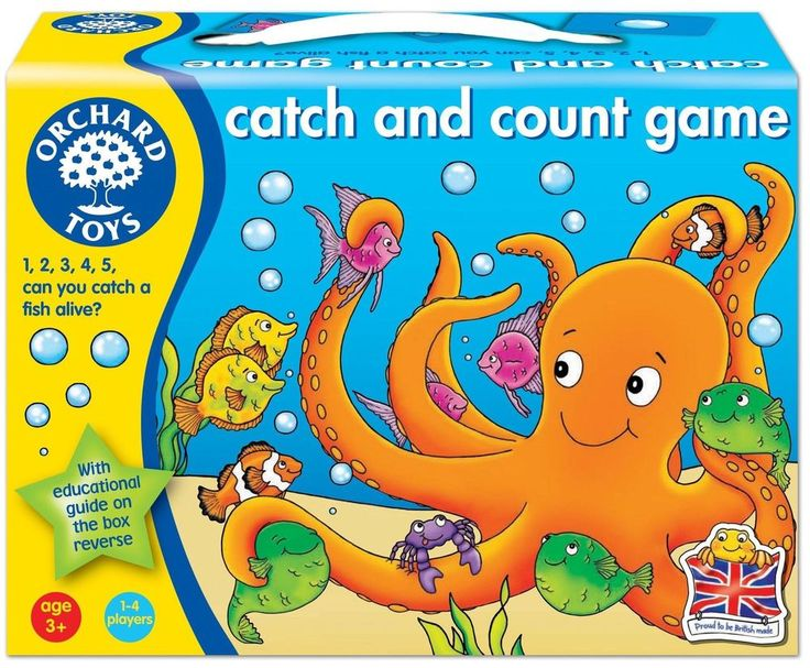 Orchard Toys Games Math Counting Cards Boys Girls Card Numbers Age 3+
