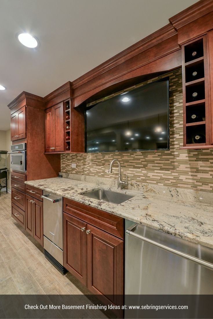 Best 25+ Wet bar basement ideas on Pinterest | Basement ...