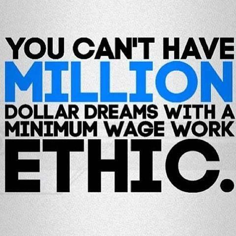 The ethics of work and success essay