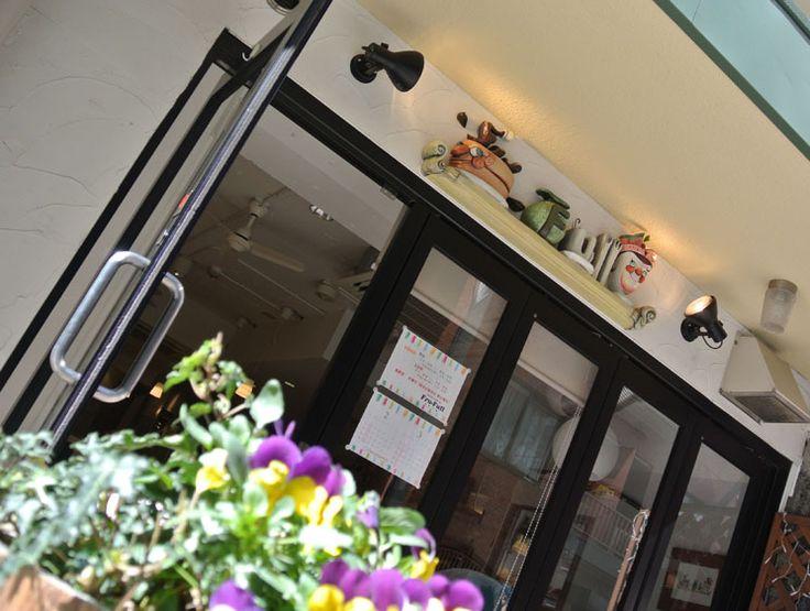 2013年4月24日オープンホットケーキとフルーツのお店です