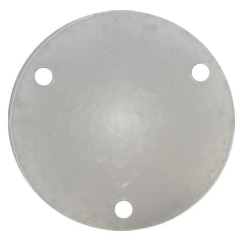 Wahoo 109 Backing Plate w/Gasket - Anodized Aluminum