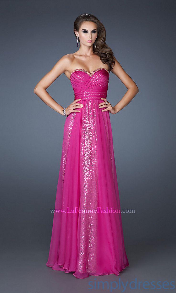 13 mejores imágenes de Prom<3 en Pinterest | Vestido de baile de ...