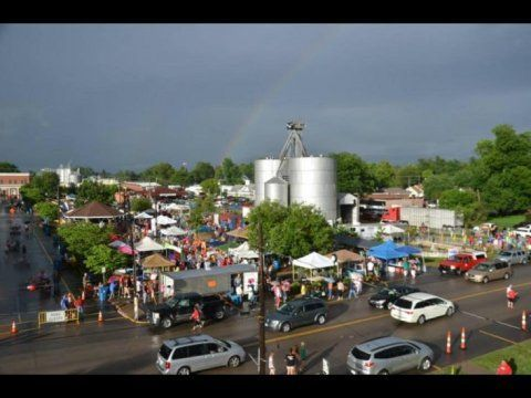 Custer Fair 2020.Main Street Party Sweet Corn Festival East Prairie