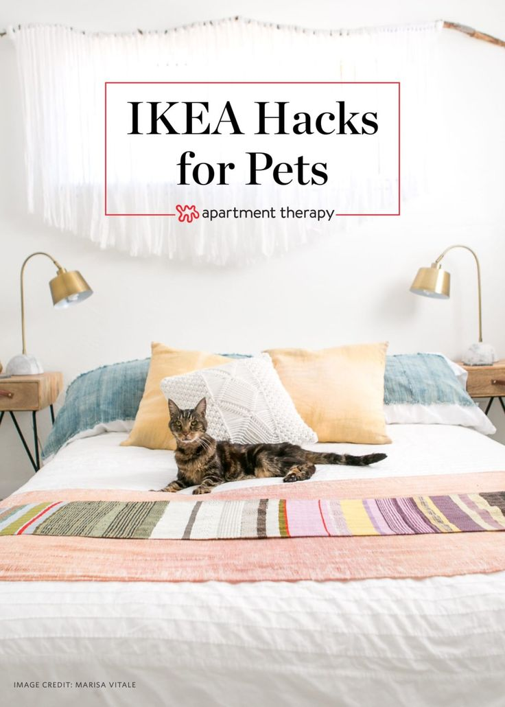 9 Stylish IKEA Hacks Your Cat Will Love | Ikea hacks for ...