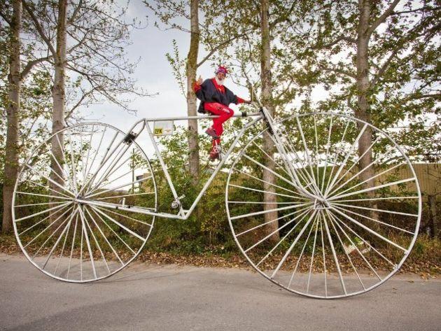 guinness divertenti la bici più grande - Cerca con Google