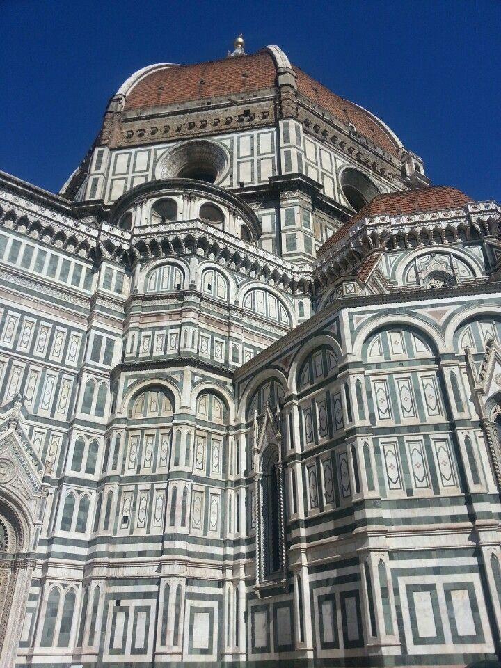 Ho studiato a Firenze per quattro mesi nel 2011. Mi manca l'Italia moltissimo.