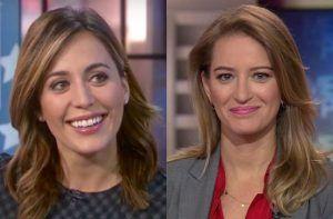 MSNBC Shakes Up Daytime Programming Taps NBCs Katy Tur Hallie Jackson to Anchor