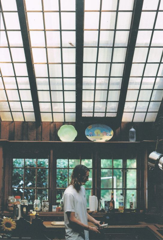 skylight windows.