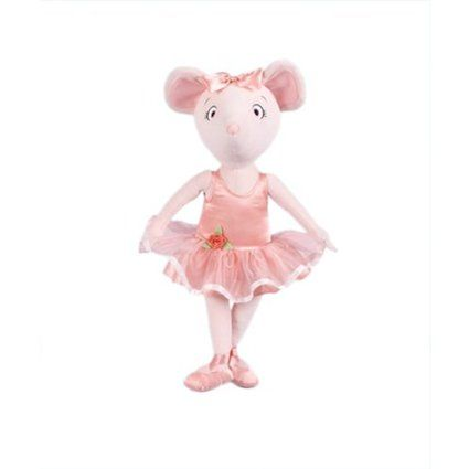 Angelina Ballerina Cloth Doll