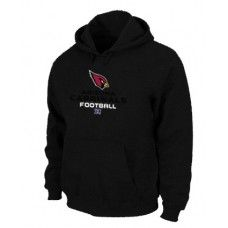Arizona Cardinals Critical Victory Pullover Hoodie D.Grey