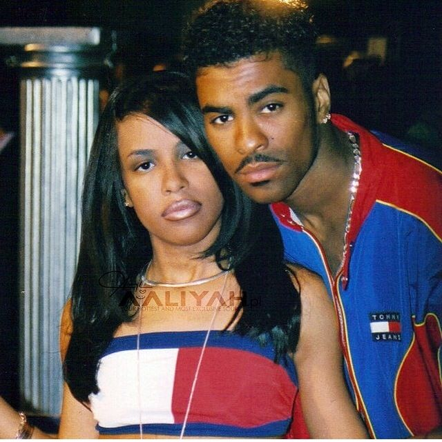 ginuwine and aaliyah relationship with dmx