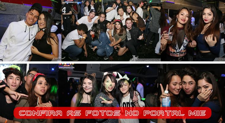 Jungle Party foi a festa que agitou a noite de sábado (18/Nov) na Klan Club da cidade de Hamamatsu (Shizuoka)