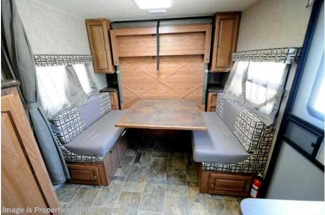 how to build a bed in a travel trailer