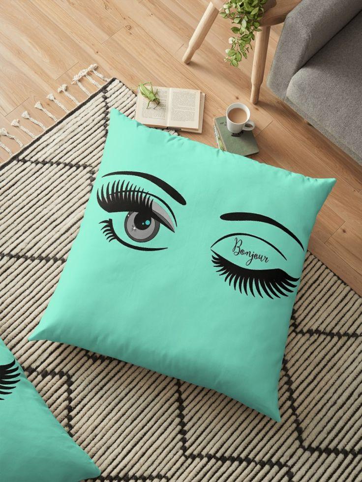 « Eye, eyes, eyelashes, oeil, yeux, cils, sourcils, bonjour » par LEAROCHE