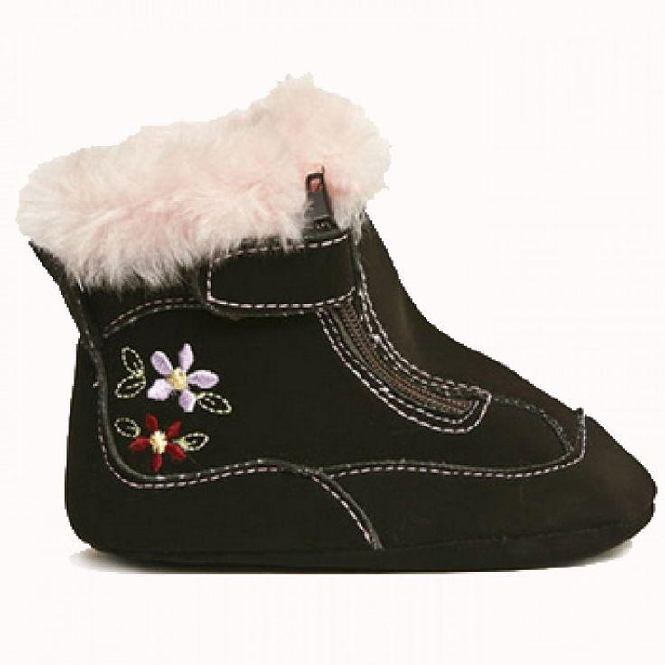 Bootsit  Ruskea