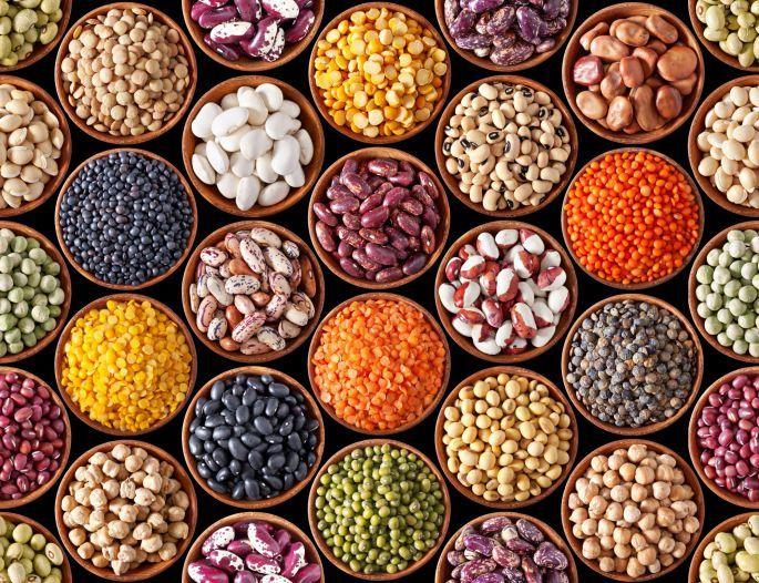 Ricas em ferro, cálcio, magnésio, fibras, descubra o poder das leguminosas