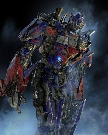 Optimus Prime:))