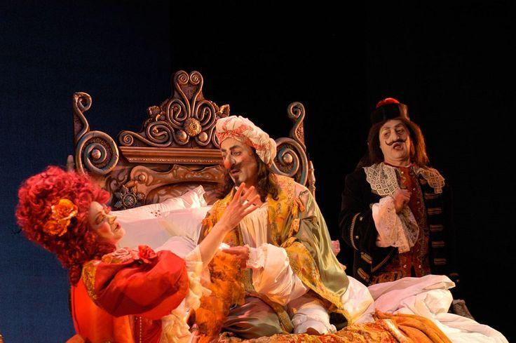 Las mejores obras de teatro de la historia - El Enfermo imaginario, de Moliere