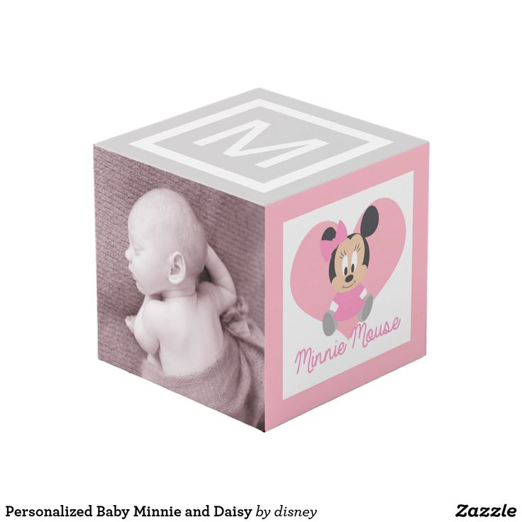 80 best custom disney babys 1st birthday images on pinterest personalized baby minnie and daisy negle Image collections