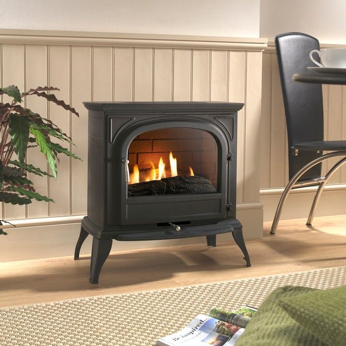 Eko 6010 Flueless Gas Stove - Flueless Gas Fires - Gas Fires - Fires - Fireplaces Are Us 619