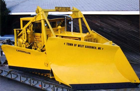 World S Smallest Tractor : Images about old caterpillar to on