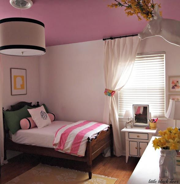 55 Delightful Girls' Bedroom Ideas