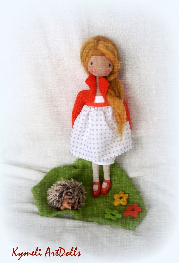 Collectible Art Doll by Kymeli .