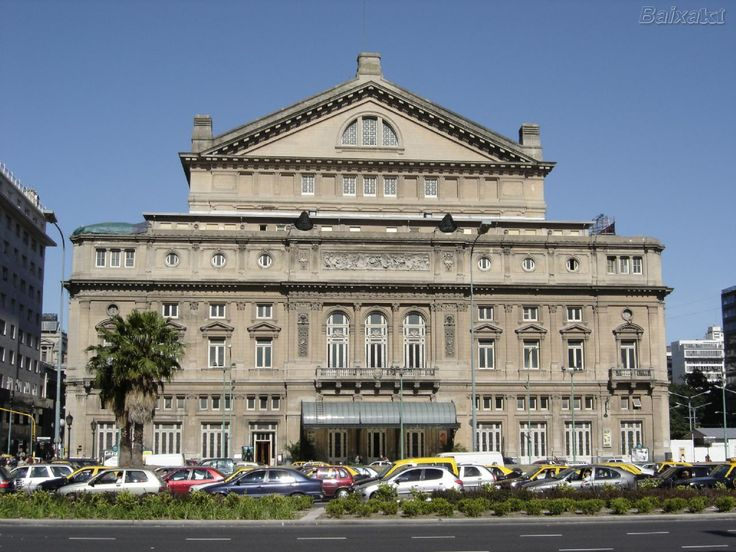 Theater Colon, Buenos Aires