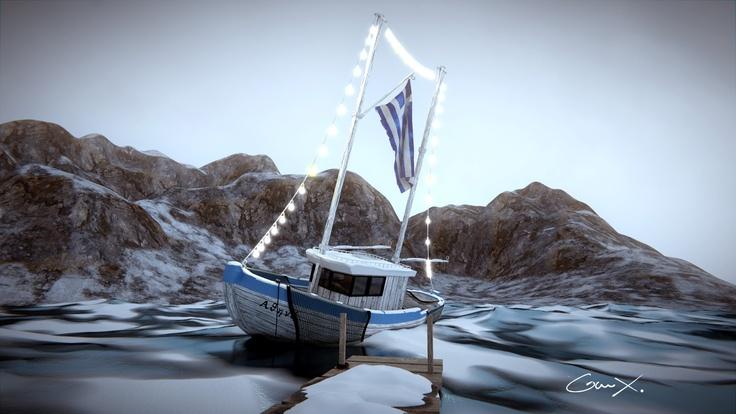 GreekX CG Freelancer: Winter