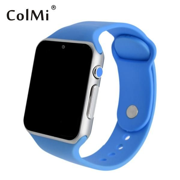 FuzWeb:ColMi Smart Watch VS20 Plus Heart Rate SIM Card Compatible IOS Android Bluetooth Connect Apple Phone Push APP Message Smartwatch