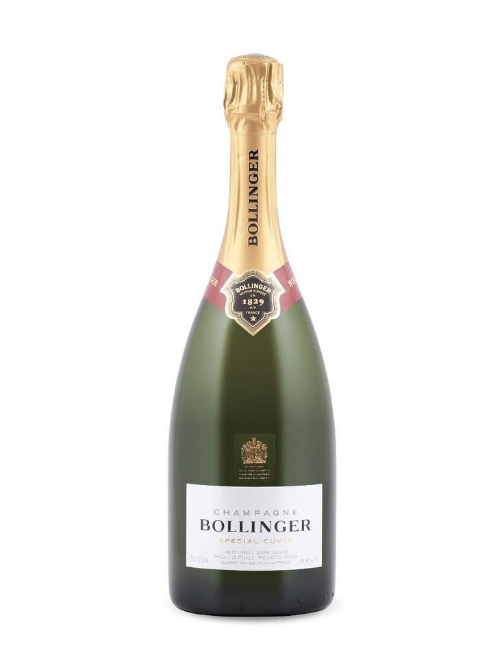 Bollinger Special Cuvée Brut Champagne  Champagne A.C., France  Natalie's Score: 93/100  http://www.nataliemaclean.com/wine-reviews/bollinger-special-cuvee-brut-champagne/222671 #wine