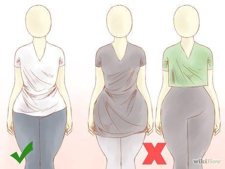 Imagem intitulada Dress if You've Got a Pear Shaped Figure Step 7