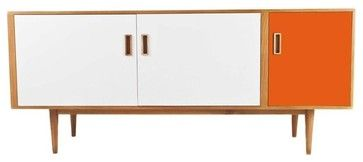 Mid Century Furniture Range - Midcentury - Buffets And Sideboards - Perth - Webber Furniture
