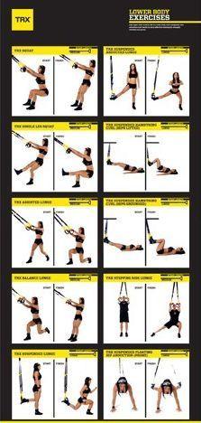 trx total body workout - Google Search