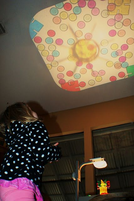 Sense of Wonder: Fun with the Overhead Projector