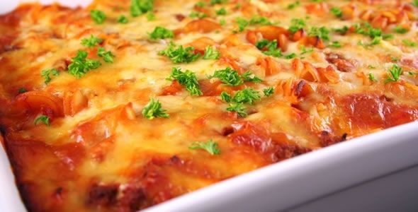 Lasagna, quick and easy...utterly recipes