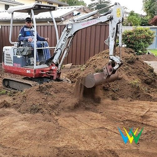 Excavating  Wollondillygroup com au 1300 584 900 | Our