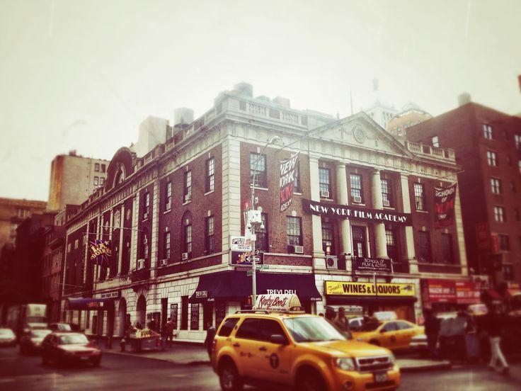 Tammany Hall.