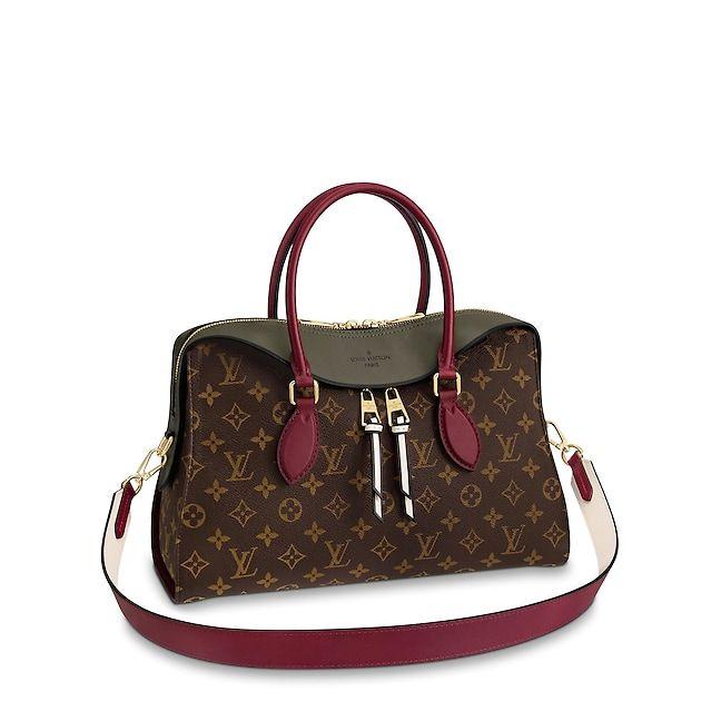 93898d95d60f View 1 - Women - Tuileries Monogram Canvas Women Handbags Business Bags