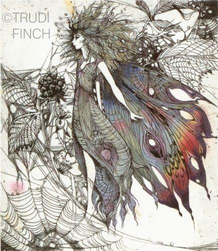Trudi Finch - Cobweb