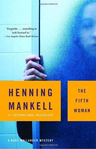 Bestseller Books Online The Fifth Woman (A Kurt Wallander Mystery) Henning Mankell $10.2