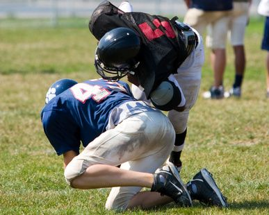 How to Clean Football Pads