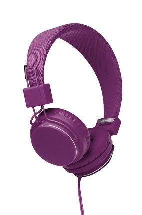Słuchawki - Urbanears - Słuchawki Plattan Grape