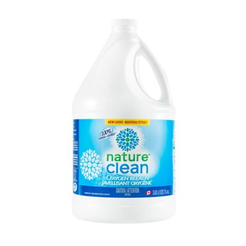 Nature Clean Laundry Bleach Stain Liquid Cleaning Bleach Laundry